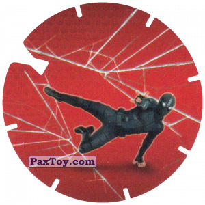 PaxToy.com - 04 Flight (MEGA TAZO) из Doritos: Spider-Man Lejos De Casa (MEGA TAZOS)