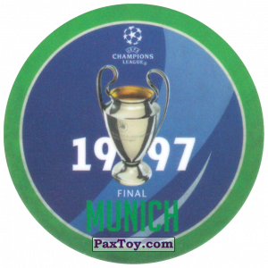 PaxToy.com - 05 1997 Munich из Sabritas: Football Champions League 2019