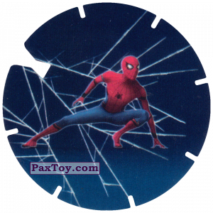 PaxToy.com - 05 Get ready (MEGA TAZO) из Doritos: Spider-Man Lejos De Casa (MEGA TAZOS)