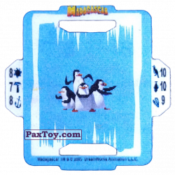 PaxToy 05 Penguins A+