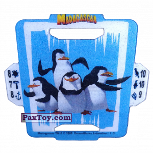 PaxToy 05 Penguins B+