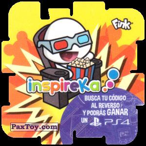 PaxToy.com - 06 3D Cinema из Cheetos: Inspireka - Busca tu codigo al reverso y podras ganar un PS4 (TAZOS / Q-Bitazos)