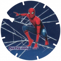 PaxToy 06 Landing Spider Man