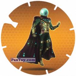 PaxToy 07 Mysterio
