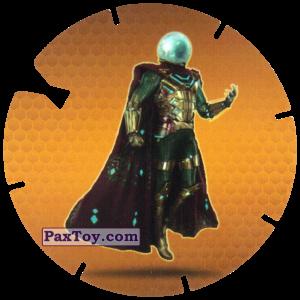 PaxToy.com - 07 Mysterio (MEGA TAZO) из Doritos: Spider-Man Lejos De Casa (MEGA TAZOS)