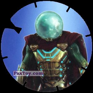 PaxToy.com - 08 Mysterio (MEGA TAZO) из Doritos: Spider-Man Lejos De Casa (MEGA TAZOS)