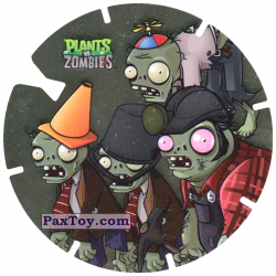PaxToy 08 Zombies