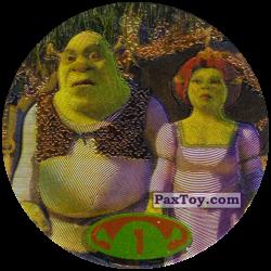 PaxToy 1 Shrek & Fiona