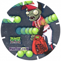 PaxToy 10 Baseball Zombie