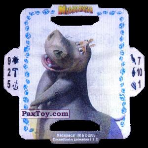 PaxToy.com - 10 Gloria из Cerezos: Madagascar (TAZOS / Q-Bitazos)