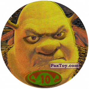 PaxToy.com - 10 Shrek из Cheetos: Shrek 2 (50 штук)