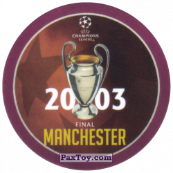 PaxToy 11 2003 Manchester