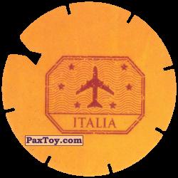 PaxToy 11 Yellow Tazo   Logo Italia