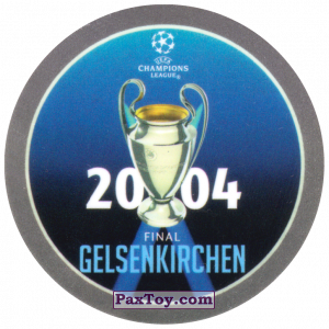 PaxToy.com - 12 2004 Gelsenkirchen из Sabritas: Football Champions League 2019
