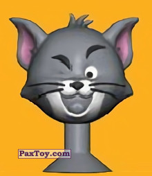 PaxToy.com - 13 Tom winks из Migros: Tom & Jerry and Looney Tunes Stikeez
