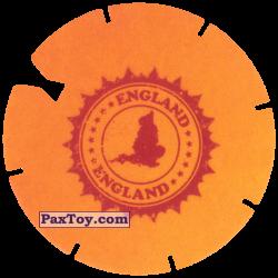 PaxToy 13 Yellow Tazo   Logo England