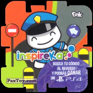 PaxToy.com - 14 Traffic controller из Cheetos: Inspireka - Busca tu codigo al reverso y podras ganar un PS4 (TAZOS / Q-Bitazos)