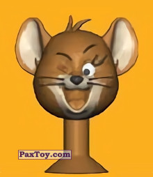 PaxToy.com - 15 Jerry winks из Migros: Tom & Jerry and Looney Tunes Stikeez