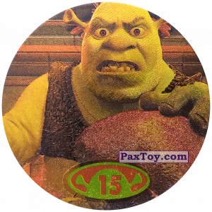 PaxToy.com - 15 Shrek из Cheetos: Shrek 2 (50 штук)