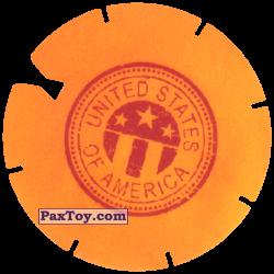 PaxToy 15 Yellow Tazo   Logo USA