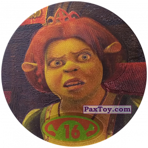 PaxToy.com - 16 Fiona из Cheetos: Shrek 2 (50 штук)