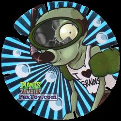 PaxToy 16 Snorkel Zombie