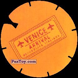 PaxToy 16 Yellow Tazo   Logo Venice