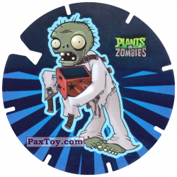 PaxToy 17 Jack in the Box Zombie