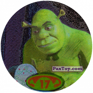 PaxToy.com - 17 Shrek из Cheetos: Shrek 2 (50 штук)