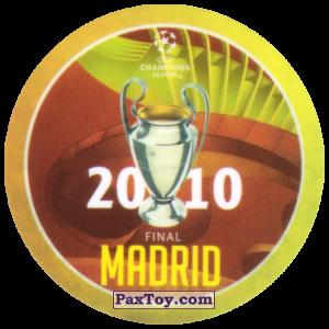 PaxToy.com - 18 2010 Madrid из Sabritas: Football Champions League 2019