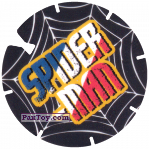 18 SPIDER-MAN LOGO