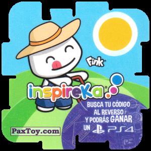 PaxToy.com - 19 Gardener из Cheetos: Inspireka - Busca tu codigo al reverso y podras ganar un PS4 (TAZOS / Q-Bitazos)