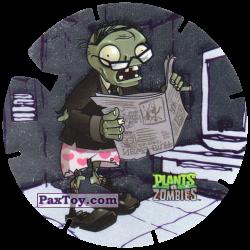 PaxToy 19 Newspaper Zombie