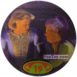 PaxToy 19 Prince Charming & Fairy Godmother