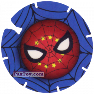 20 SPIDER-MAN LOGO FACE