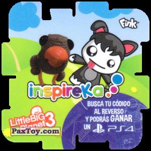 PaxToy.com - 20 Puppys из Cheetos: Inspireka - Busca tu codigo al reverso y podras ganar un PS4 (TAZOS / Q-Bitazos)