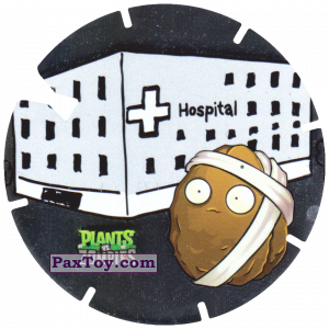 PaxToy.com - 21 Hospital For Wall-nut из Gamesa: Plants Vs. Zombies TAZOS