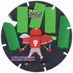 PaxToy 22  Football Zombie