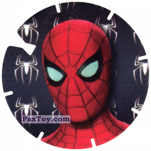 PaxToy.com - 22 Spider-Man из Cheetos: Spider-Man Lejos De Casa (CLASSIC TAZOS)