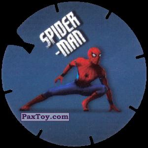 PaxToy.com - 23 Get ready (MEGA TAZO) из Doritos: Spider-Man Lejos De Casa (MEGA TAZOS)