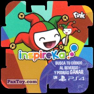 PaxToy.com - 23 Jester из Cheetos: Inspireka - Busca tu codigo al reverso y podras ganar un PS4 (TAZOS / Q-Bitazos)