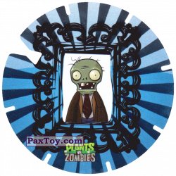 PaxToy 24 Picture of a zombie