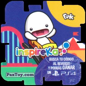 PaxToy.com - 24 Roller coaster из Cheetos: Inspireka - Busca tu codigo al reverso y podras ganar un PS4 (TAZOS / Q-Bitazos)