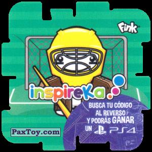PaxToy.com - 25 Hockey player из Cheetos: Inspireka - Busca tu codigo al reverso y podras ganar un PS4 (TAZOS / Q-Bitazos)