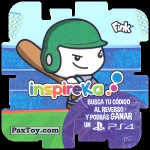 PaxToy.com - 26 Batter из Cheetos: Inspireka - Busca tu codigo al reverso y podras ganar un PS4 (TAZOS / Q-Bitazos)