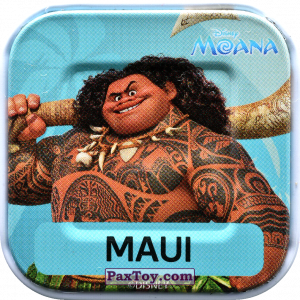 PaxToy.com - 26 Maui из Woolworths: Disney Words