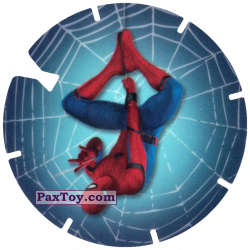 PaxToy 26 Spider Man is coming down the web