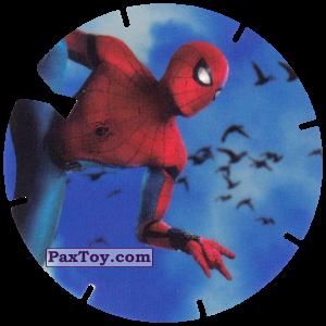 PaxToy.com - 27 Web shot (MEGA TAZO) из Doritos: Spider-Man Lejos De Casa (MEGA TAZOS)