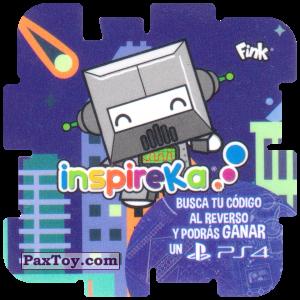 PaxToy.com - 28 Droid из Cheetos: Inspireka - Busca tu codigo al reverso y podras ganar un PS4 (TAZOS / Q-Bitazos)