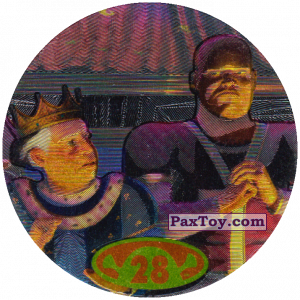 PaxToy.com - 28 King Harold из Cheetos: Shrek 2 (50 штук)
